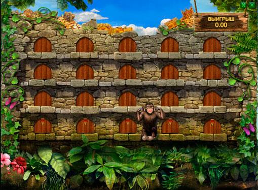Bonus game of slot Happy Jungle