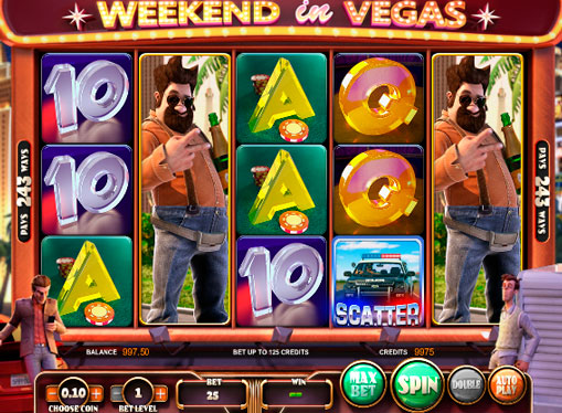 Slots Weekend in Vegas online gambling with withdrawal