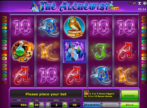 Spiele Alchemist - Video Slots Online