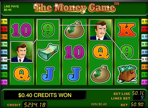 Money Game Play the slot online