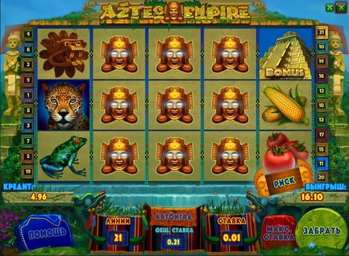 Spiele Aztecs Empire - Video Slots Online